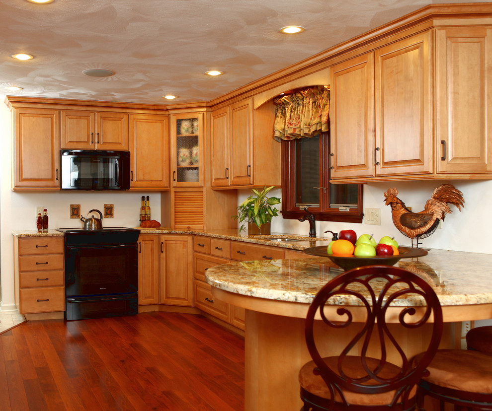 Maple Project - Transitional - Kitchen - New York - by ...