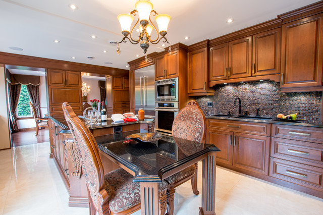 Maple syrup traditional kitchen montreal by - Nouvelle cuisine montreal ...