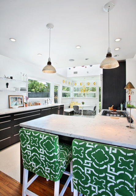 Mar Vista 1 by Vanessa De Vargas contemporary kitchen
