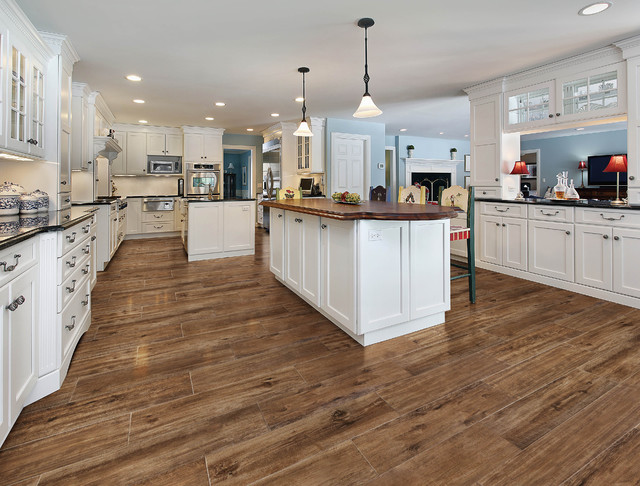 Stylish alternatives to hardwood flooring