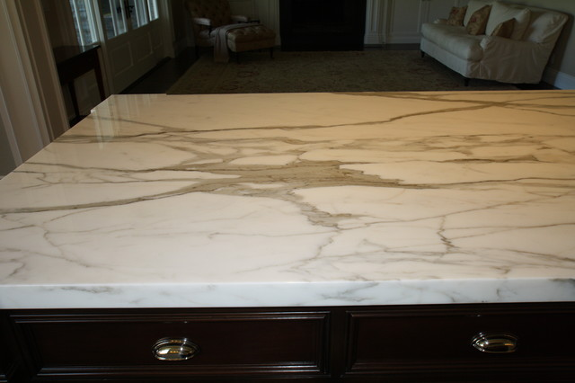 Marble Island traditional-kitchen