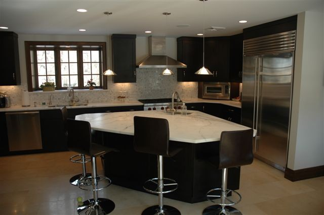 Marble Kitchen modern kitchen