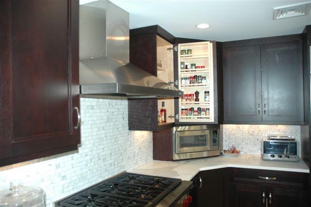 Marble Kitchen modern-kitchen