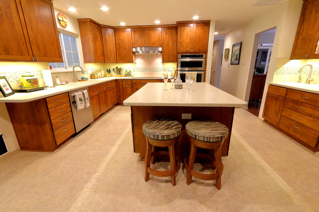 Marboch Albuquerque Kitchen Remodel Transitional Kitchen Albuquerque By Poulin Design Center