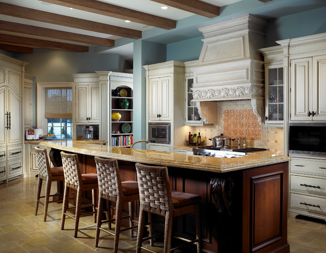 Marc-Michaels Interior Design mediterranean-kitchen