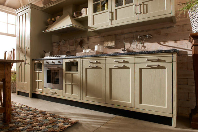 Marchi Kitchens traditional-kitchen