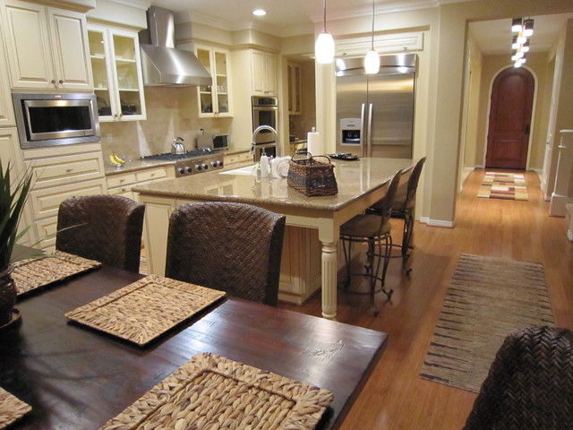 marcia designs traditional-kitchen
