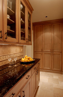 Kitchen Cabinets  Orleans on Margolis Residence