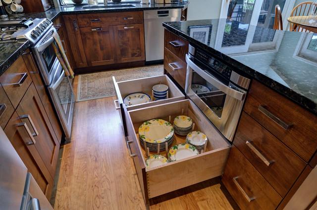 marietta kitchen hall bathroom traditional kitchen atlanta by weidmann remodeling