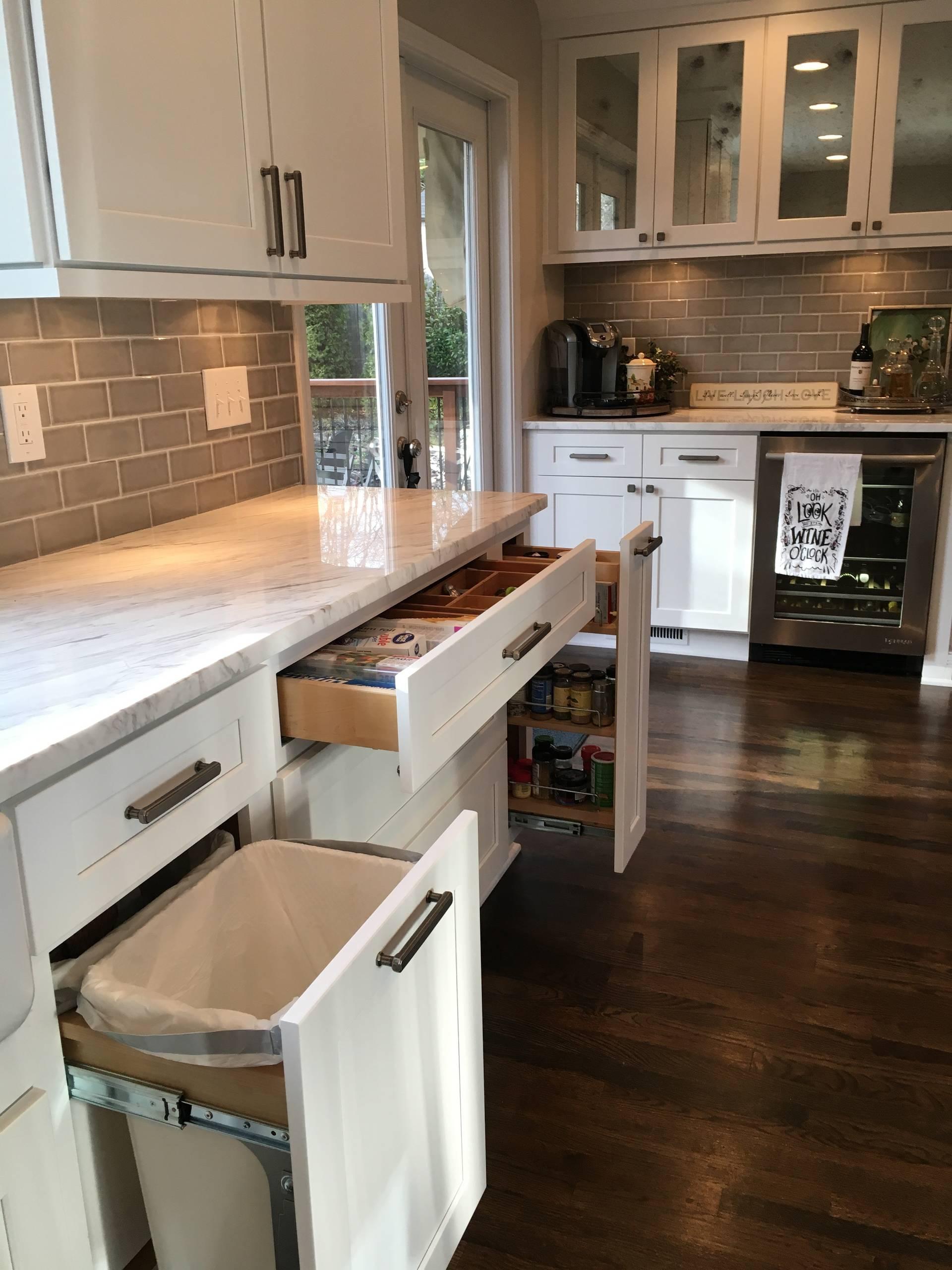 Marietta Transitional Kitchen Remodel