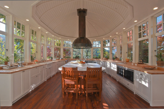 Marin Conservatory Craftsman Kitchen San Francisco