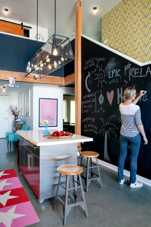 are you a fan of the chalkboard wall?