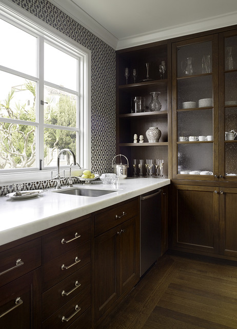 Marina Home transitional-kitchen