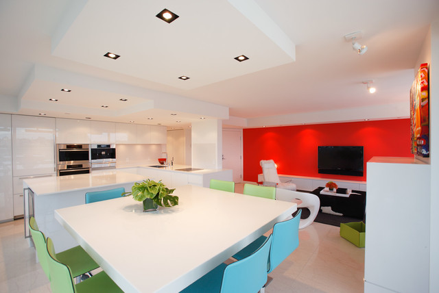 marinaside contemporary kitchen vancouver by dasal