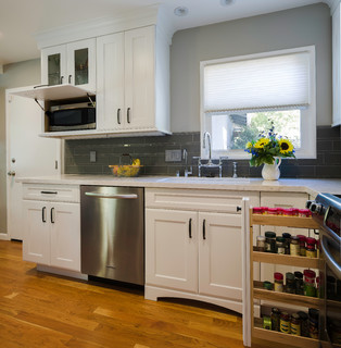how to put in kitchen cabinets marinwood kitchen traditional kitchen san francisco 17266