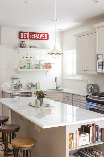 Marion Street Farmhouse Kitchen Denver By Ejay