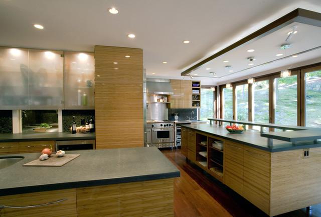 Marissa's Kitchen - Modern - Kitchen - new york - by Fivecat Studio | Architecture