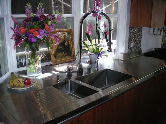 Mark cottonaro traditional kitchen san francisco for Traditional kitchen equipments