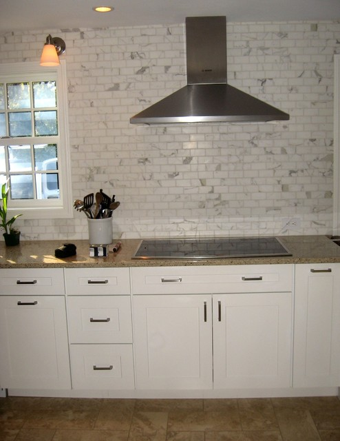 Mark Thorne 39 S Designs Traditional Kitchen Other By American Tile Stone Kitchen Bath