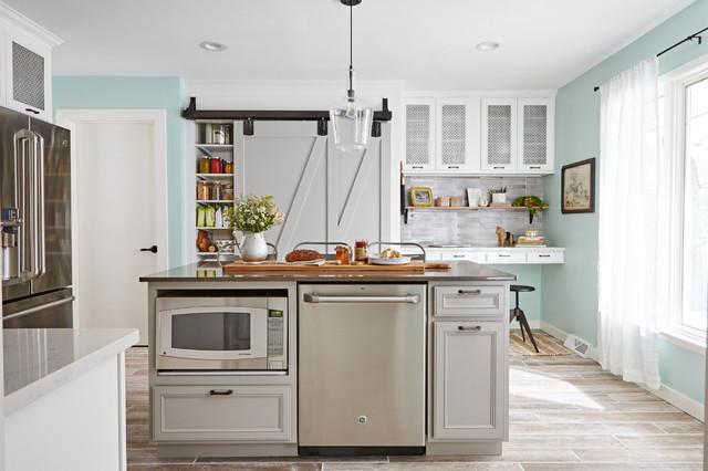 Market Fresh Kitchen Farmhouse Kitchen Other By Degoey Designs