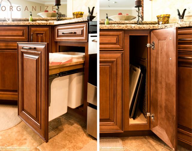 Markowitz waypoint zelmar kitchen remodel traditional for Zelmar kitchen designs