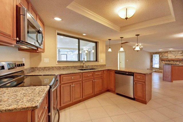 Marquis Cinnamon Kitchen Cabinets Traditional