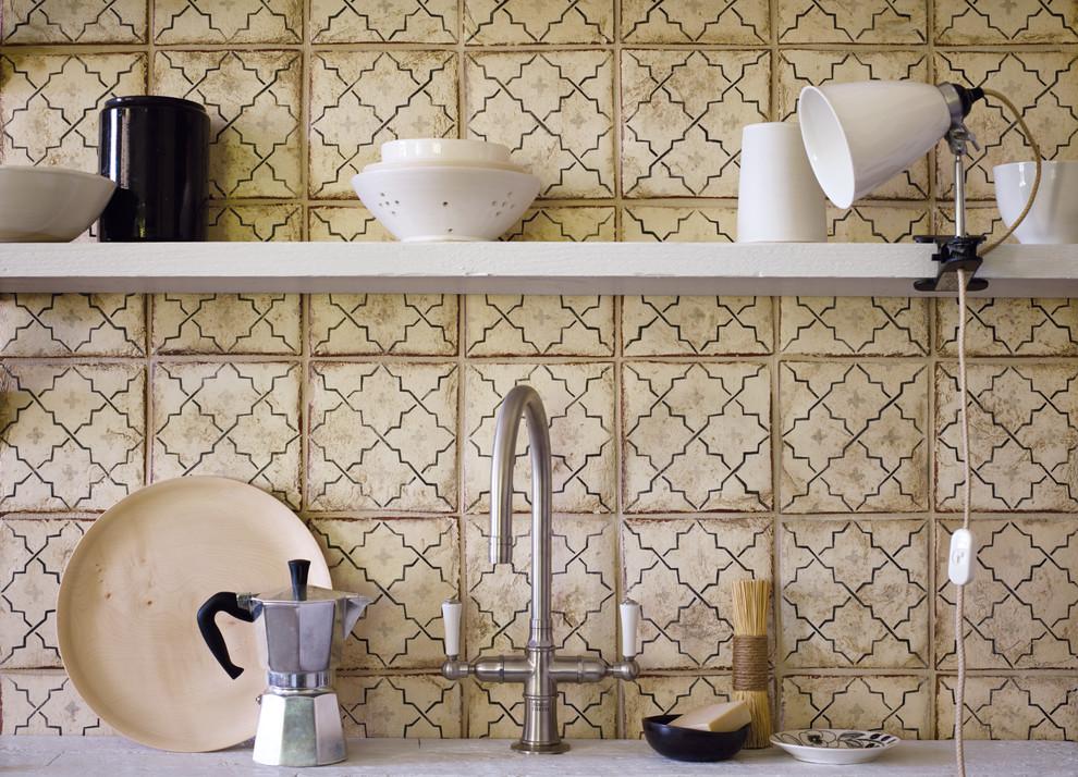 Новые идеи обустройства дома: кухня в стиле современная классика