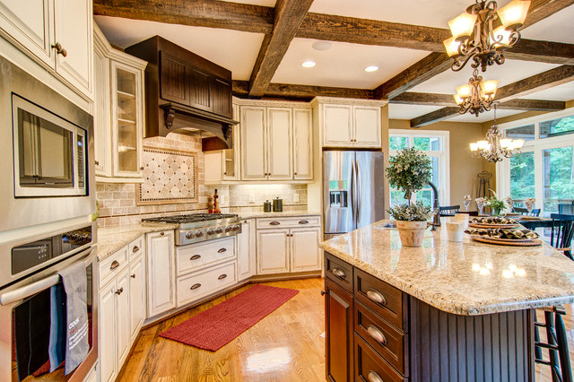 Arlington Cabinets Traditional Kitchen Other By Marsh Kitchens