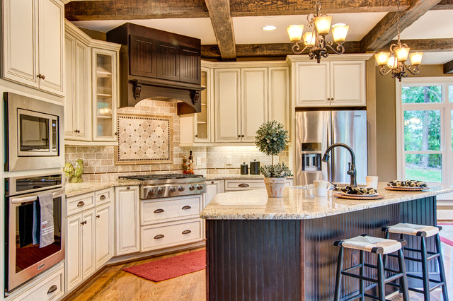 Marsh arlington cabinets traditional kitchen other - Marsh kitchen cabinets ...
