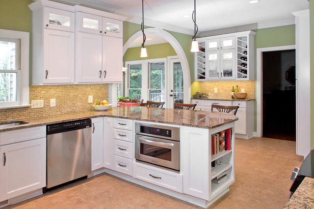 Marsh Kitchens - Traditional - Kitchen - Other - by Marsh ...