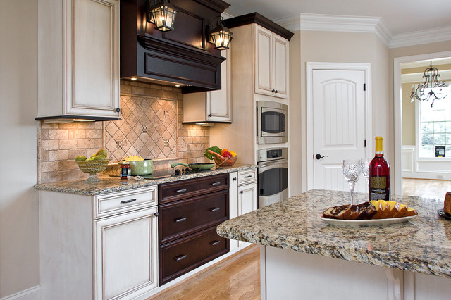 Marsh kitchens traditional kitchen other metro by - Marsh kitchen cabinets ...