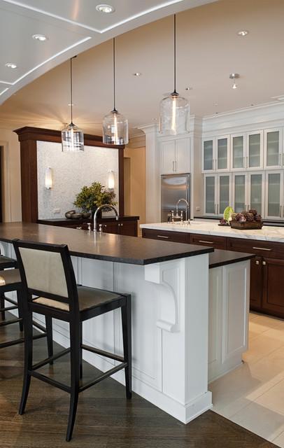 Marshall Morgan Erb Design Inc. contemporary-kitchen