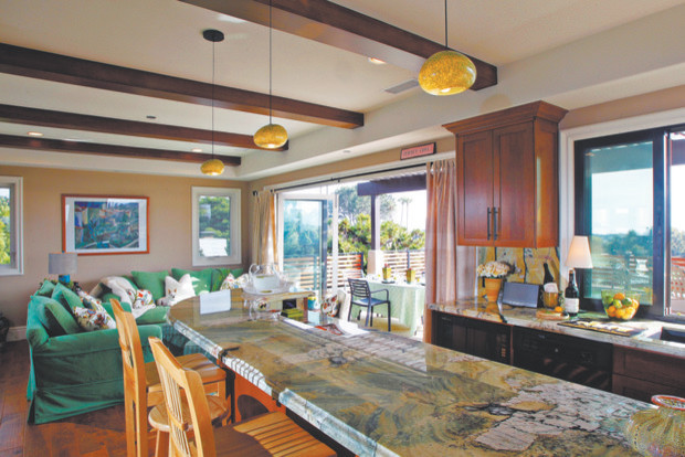 Marsolan  Traditional  Kitchen  San Diego  by Hauck Architecture