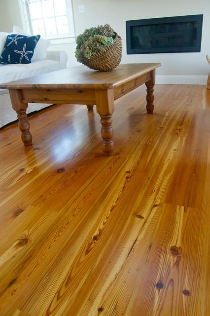 Martha Mills Collection - Reclaimed traditional-hardwood-flooring