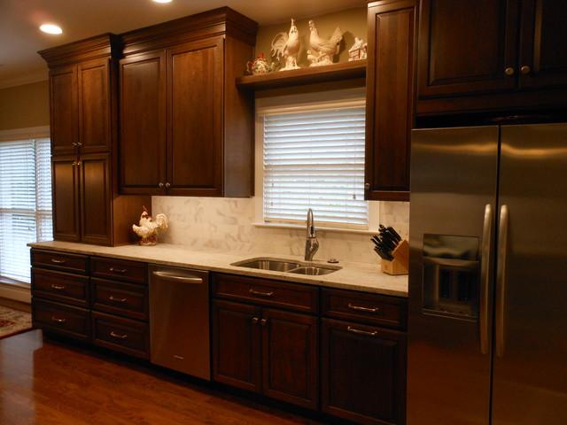 Martha's Kitchen - Susan McGee Designer traditional-kitchen