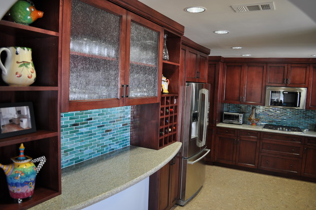 Martin Residence traditional-kitchen