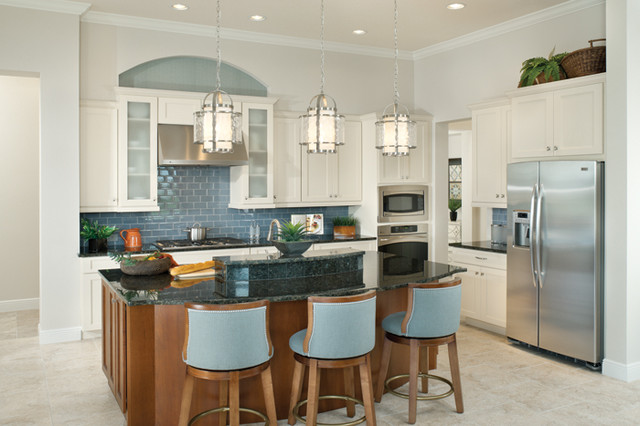 Martinique 1145 - Kitchen - Tampa - by Arthur Rutenberg Homes