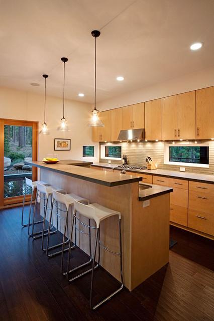 Martis #219 contemporary-kitchen