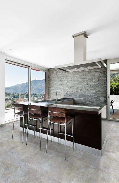 ... - Modern - Kitchen - by Arley Wholesale - Albany Tile, Carpet & Rug