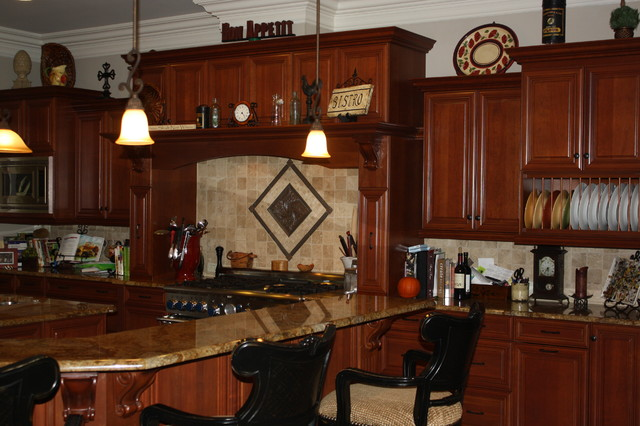 Mary Ardrey Circle Lot #18 traditional-kitchen