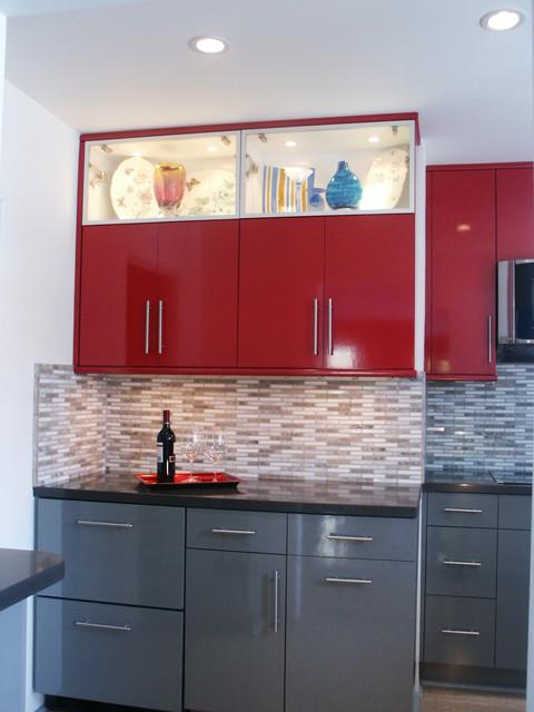 Mary Broerman, CCIDC contemporary-kitchen