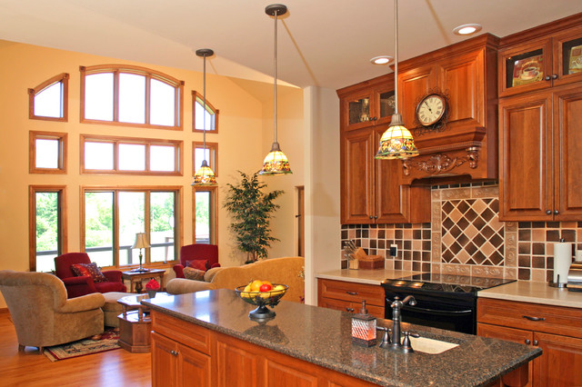 Mary Knoll Design Build Traditional Kitchen Other