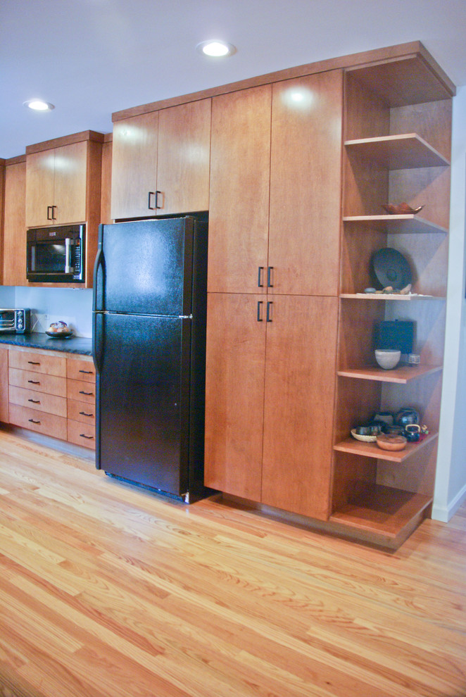 Maryubayahi Kitchen - Contemporary - Kitchen - Sacramento ...
