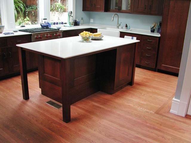 Mascheroni Construction kitchen