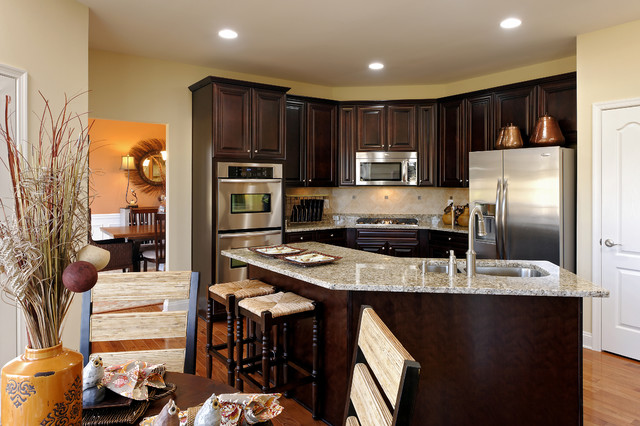 Mason's Landing - Chelsea - Contemporary - Kitchen - dc metro - by Beazer Homes - Maryland/Virginia