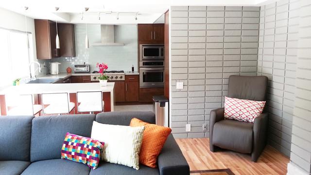 MASS HOUSE modern-kitchen