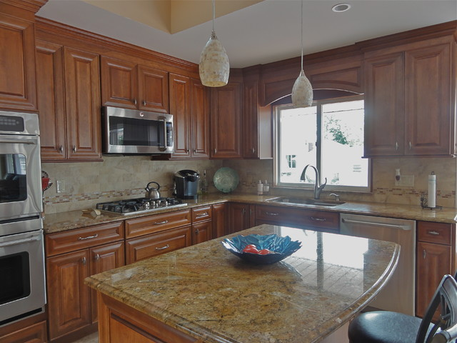 Massapequa kitchen renovation traditional-kitchen