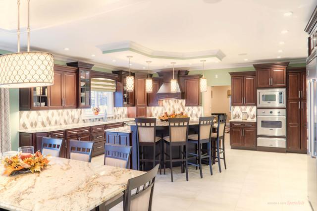 Massive Mt  Sinai - Kitchen - New York - by Consumers
