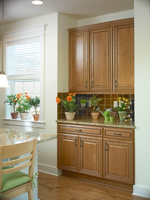mastercraft cabinetry traditional kitchen denver