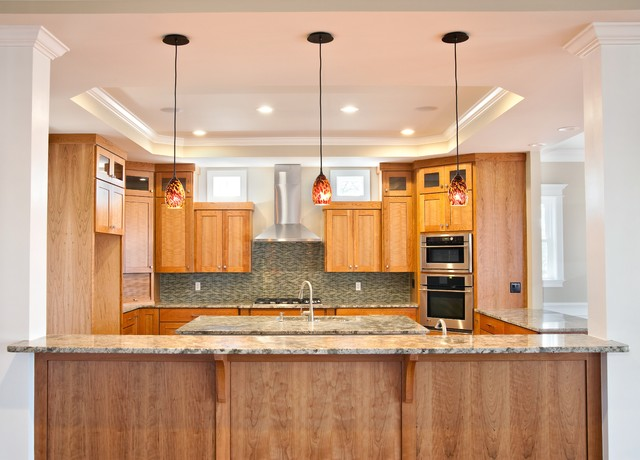 Masterfully Built traditional-kitchen